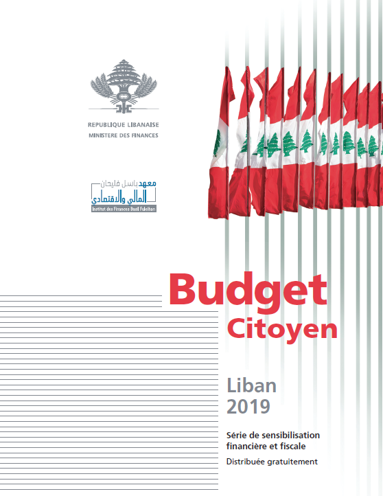 Citizen Budget 2019- cover Fr 2019