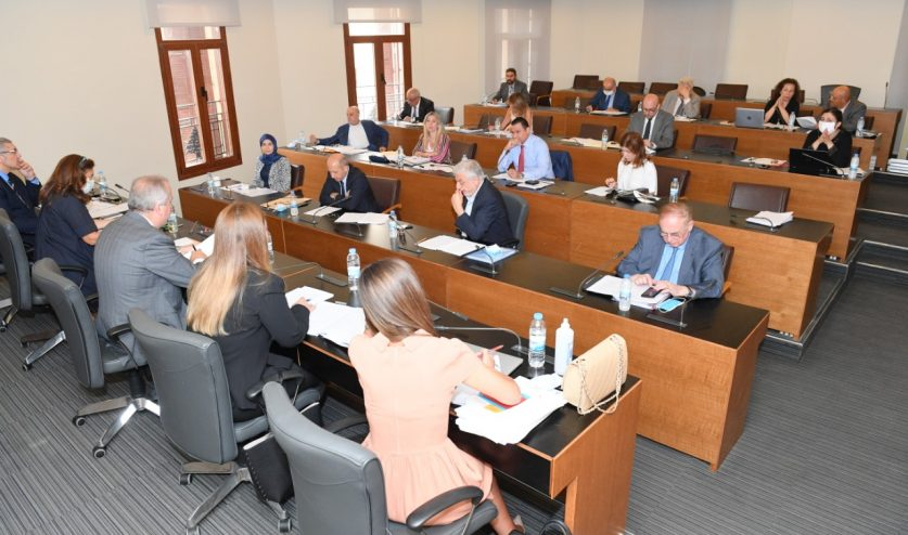 Parliamentary session 23.7.20 - 4
